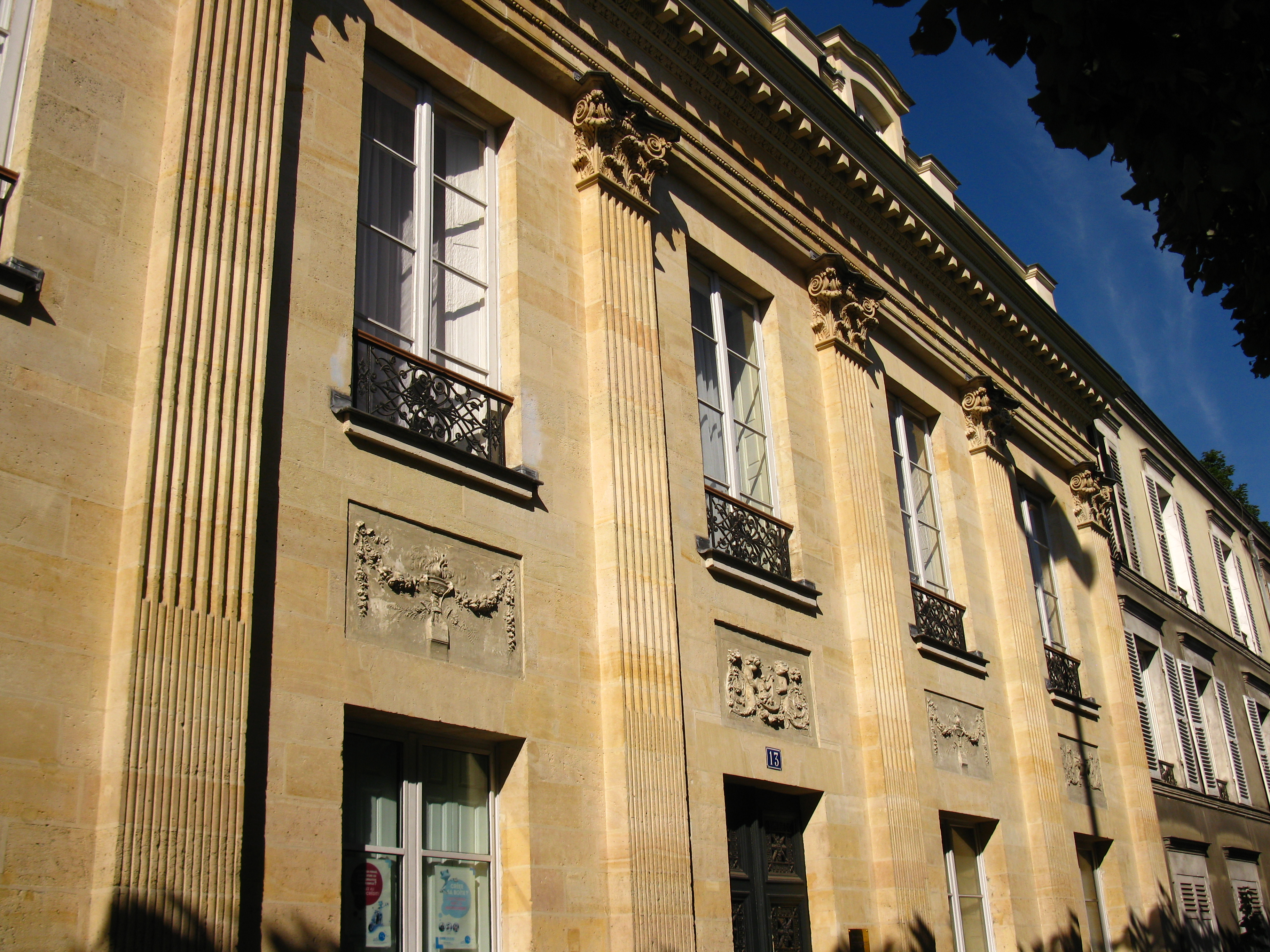 Les facades des maisons maisons de ville aux fa ades - Les facades des maisons ...
