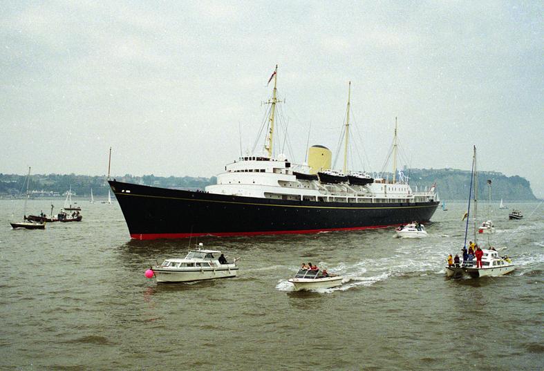 HMY Britannia - Wikipedia