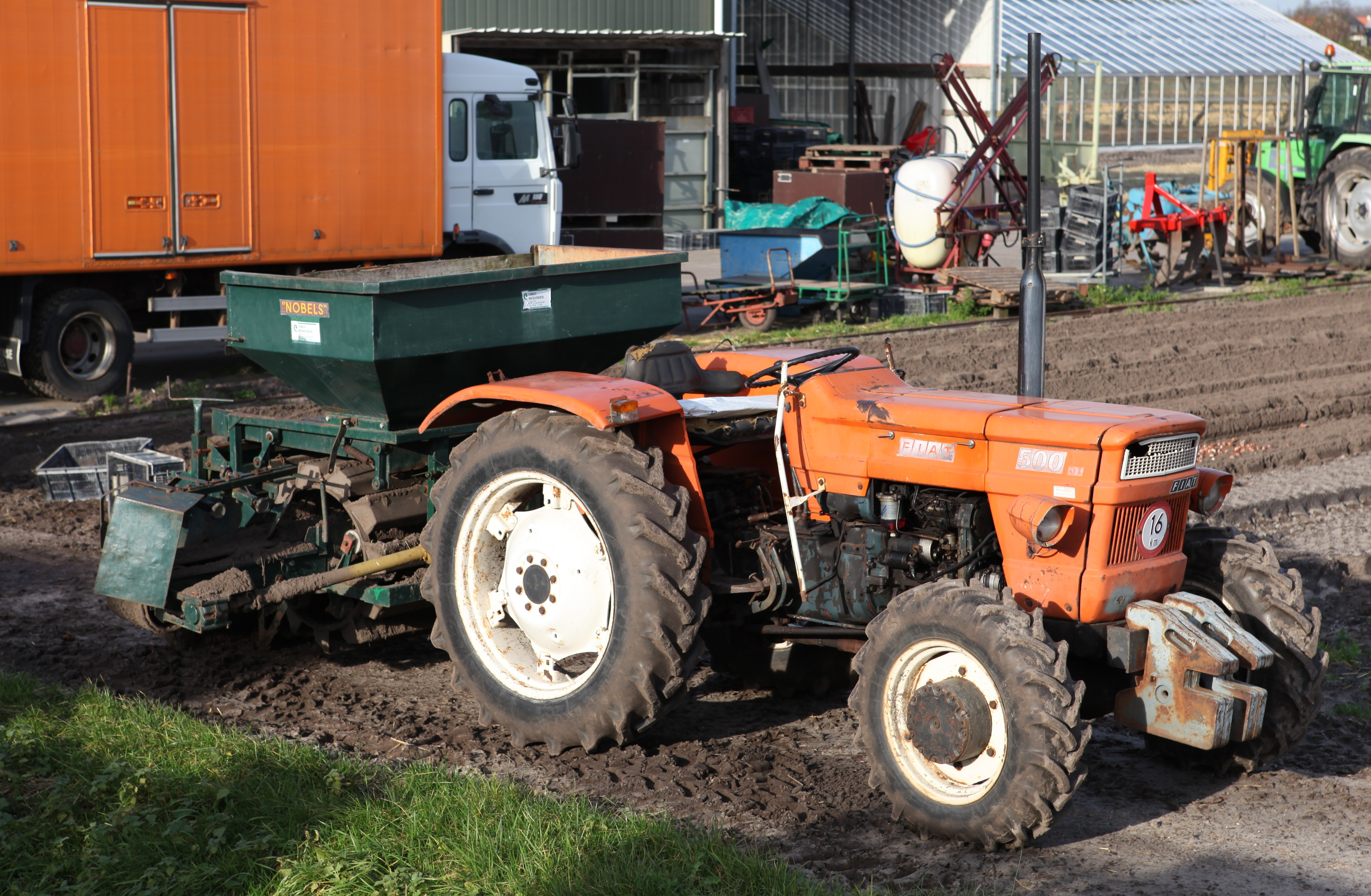 runner tractors original winner nice lift sale standard for condition fiat related htm page