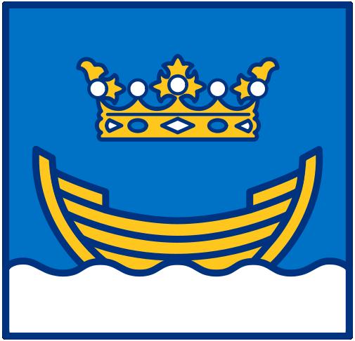Flag of Helsinki