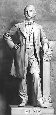 Francis Preston Blair Jr., National Statuary Hall Collection