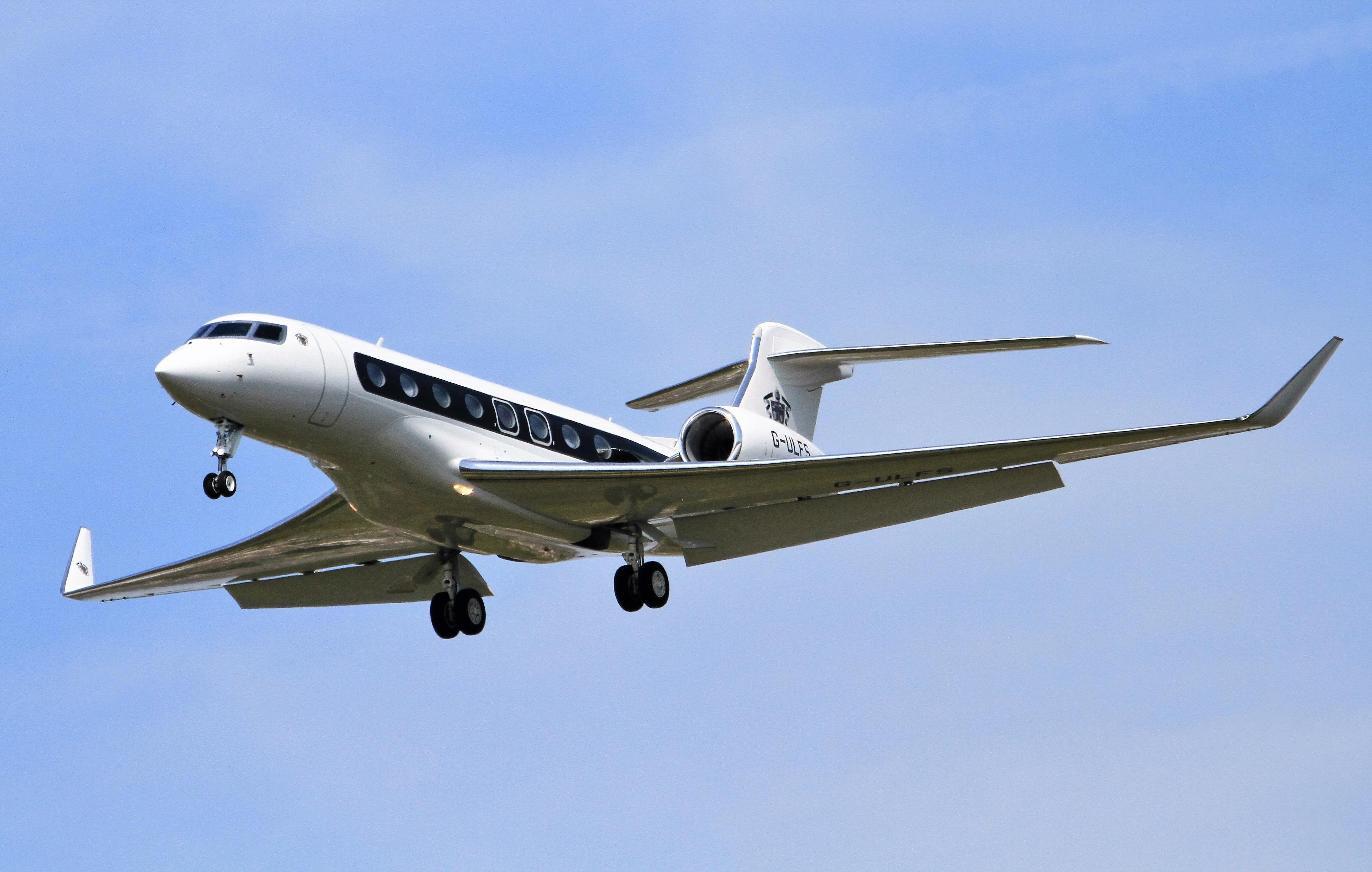 Gulfstream G650 - Wikipedia