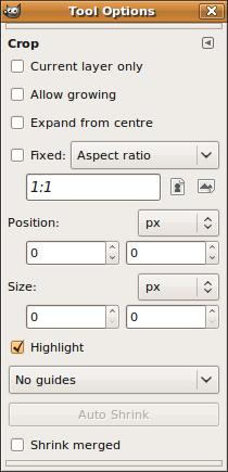 File:GIMP-Toolbox-TransformCrop-Menu.png - Wikimedia Commons