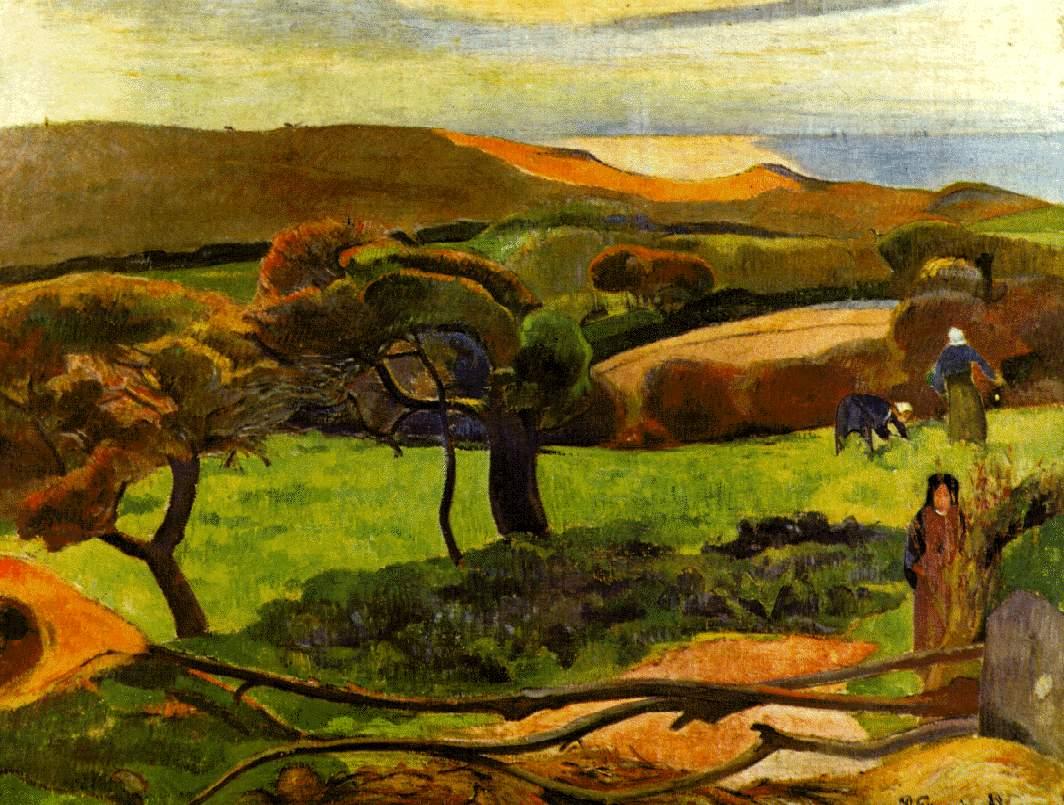 File:Gauguin Landscape from Bretagne.jpg