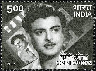 Gemini Ganesan Indian actor