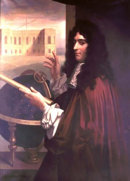 Depiction of Giovanni Cassini