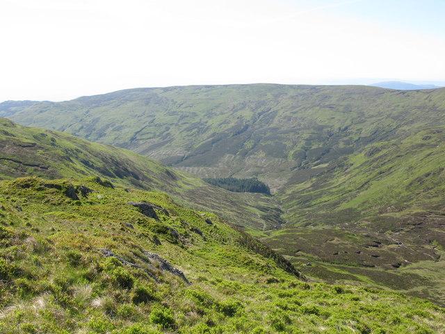 Gleann Riabhach - geograph.org.uk - 1330758