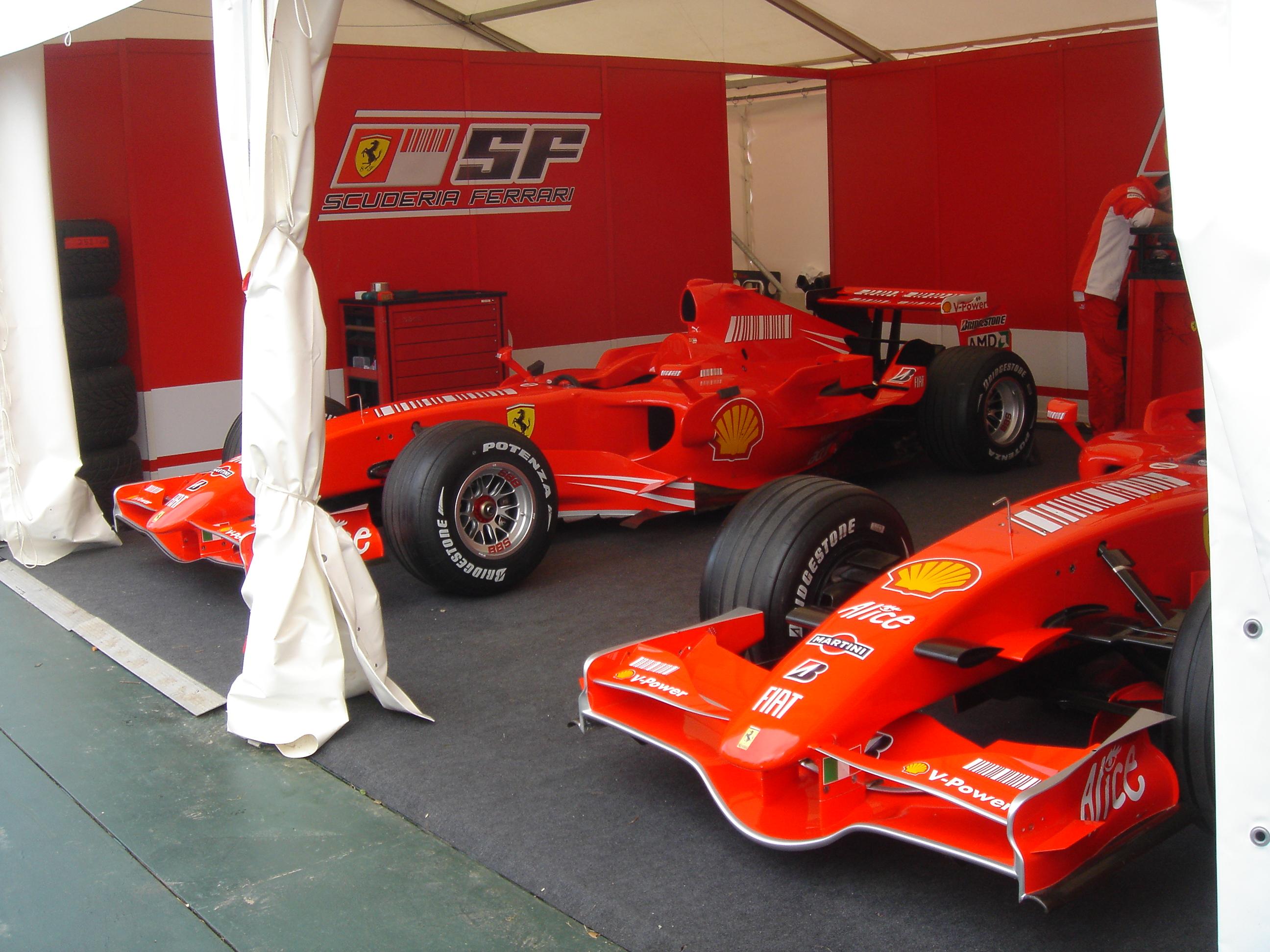 2006 Ferrari f1 Car Ferrari f1 Cars 2006).jpg