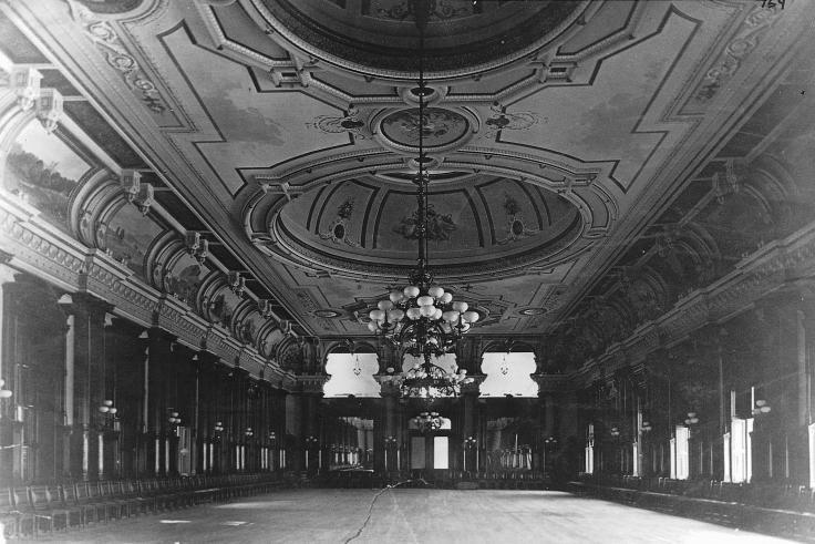 Hotel Windsor Montreal Salle De Bal
