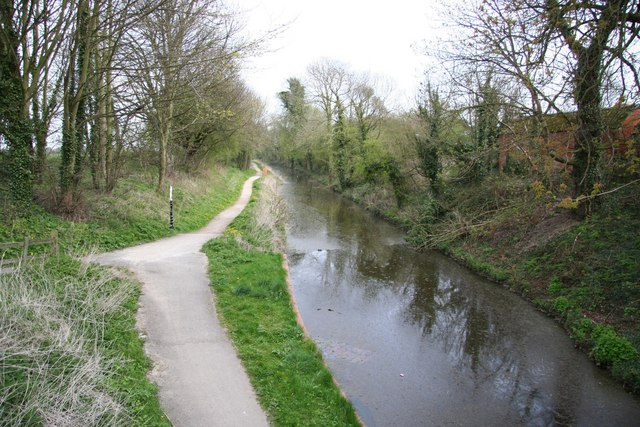 Grantham Canal - geograph.org.uk - 792325
