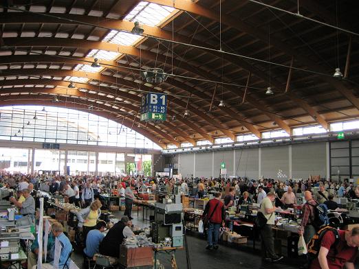 Ham radio friedrichshafen remarkable