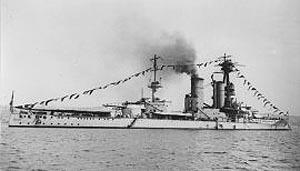 Sublevación de la Escuadra de Chile (1931) HMS_Canada
