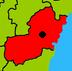 Hainan subdivisions - Qionghai showing main town.png