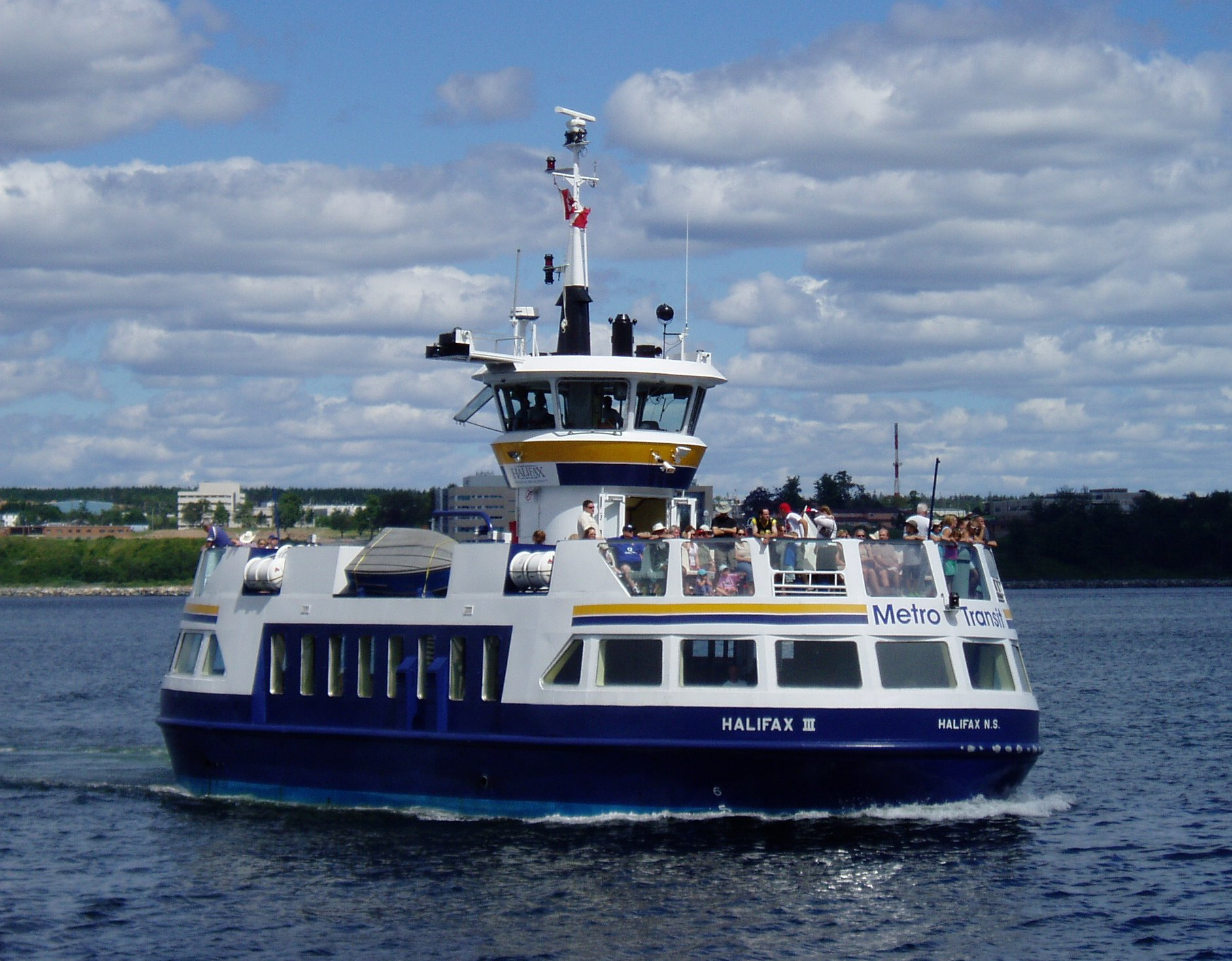 Ferry Tour From Nofork Ct