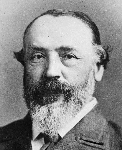 Middle-aged bearded man
