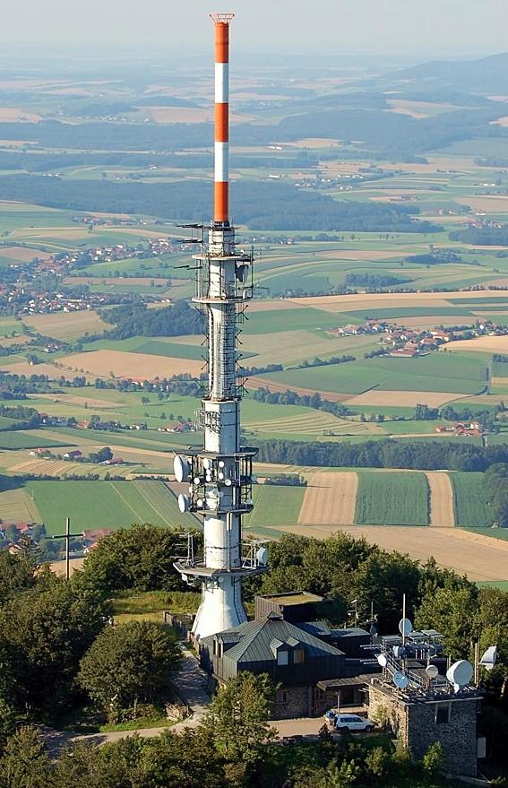 Hoher Bogen Turm