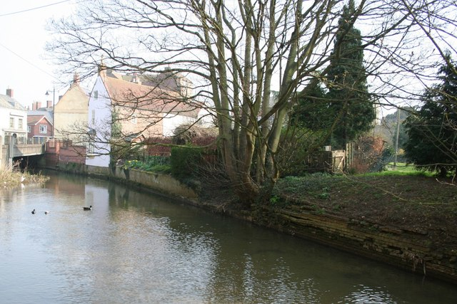 Horncastle Canal, North basin - geograph.org.uk - 381724