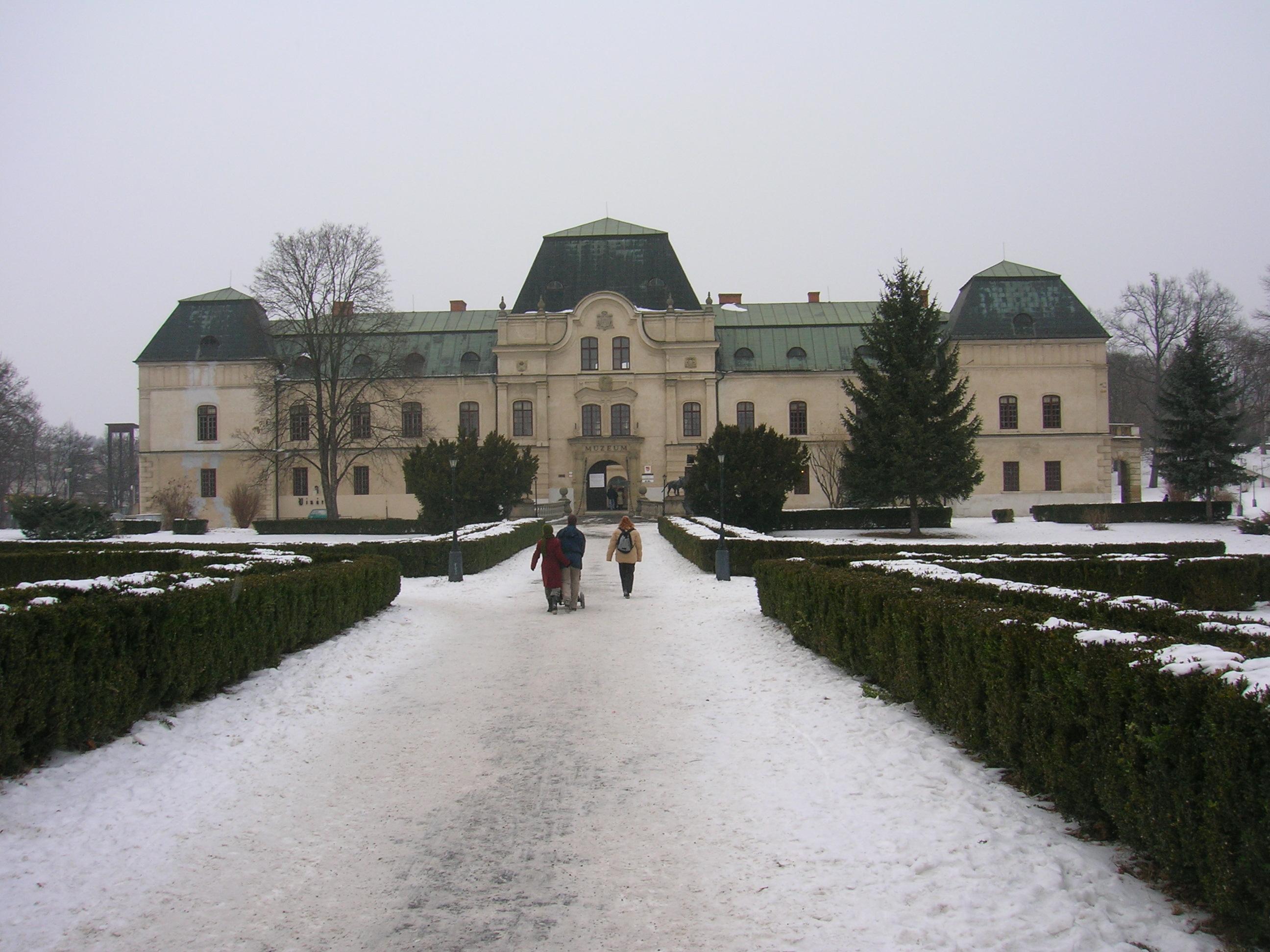 Гуменне Словакия Замок
