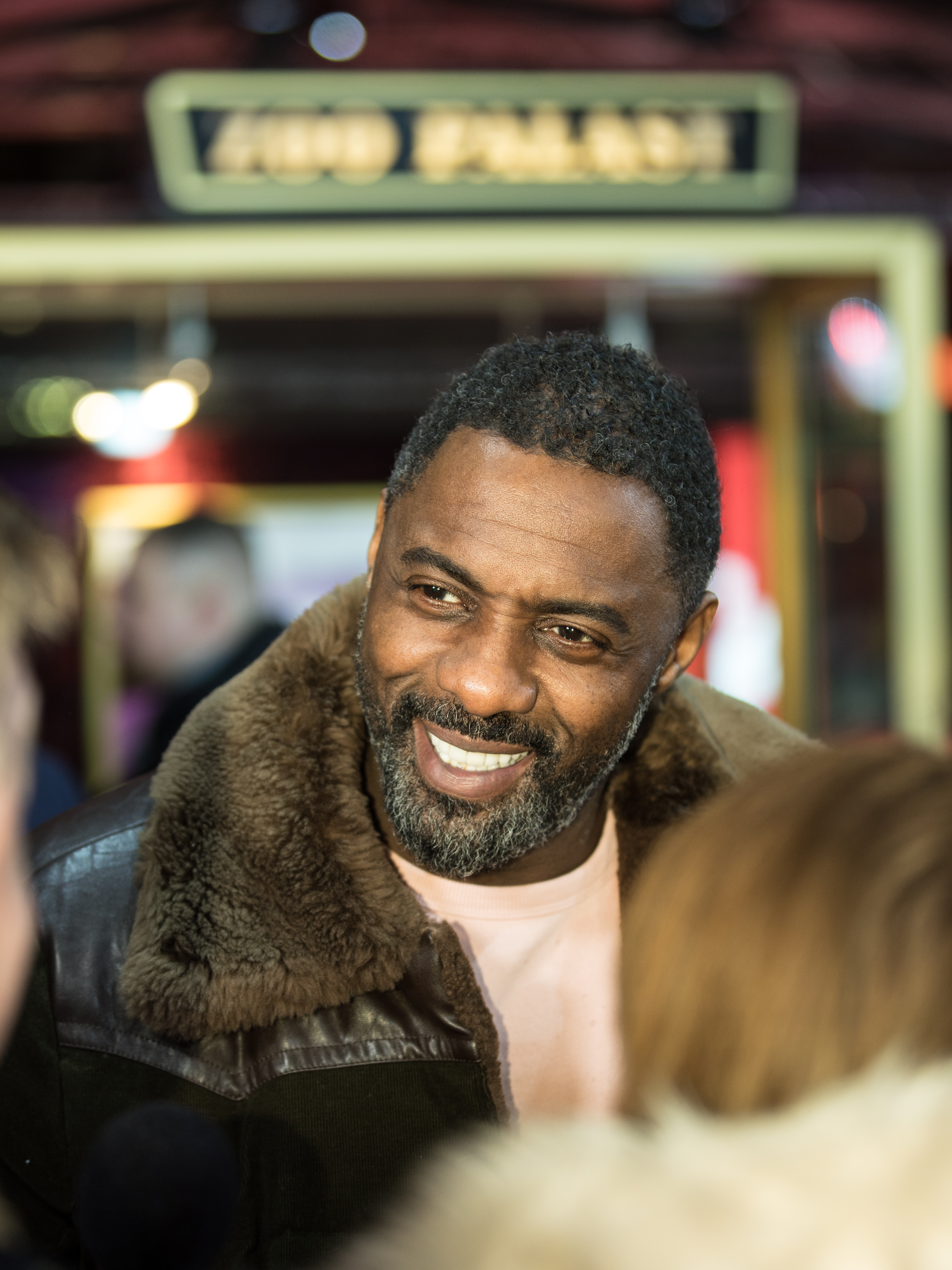The 47-year old son of father (?) and mother(?) Idris Elba in 2020 photo. Idris Elba earned a million dollar salary - leaving the net worth at 12 million in 2020
