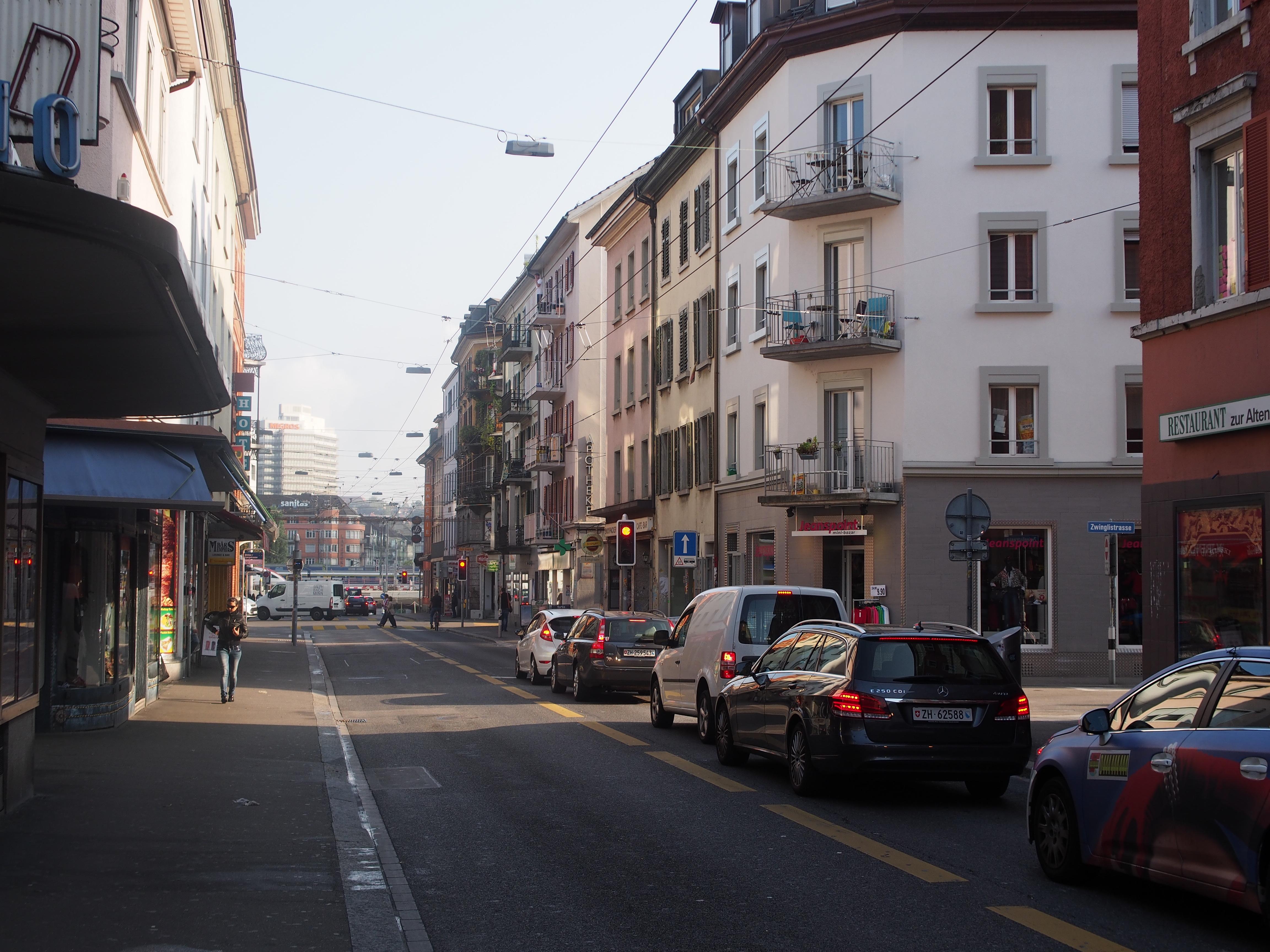 Impression - Statistisches Quartier Langstrasse - Zürich - Bild 1.JPG