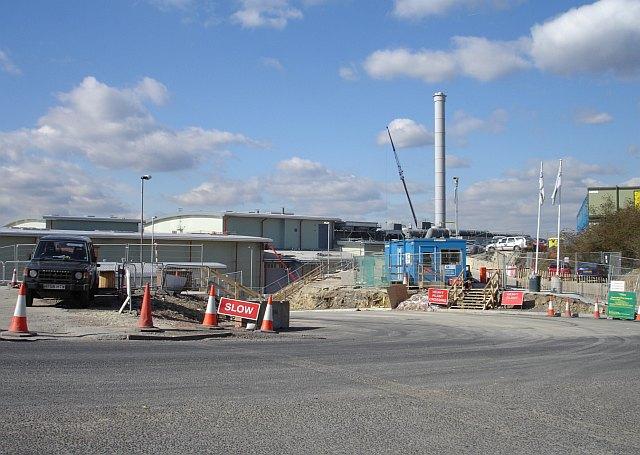 Integrated waste disposal facility, Allington