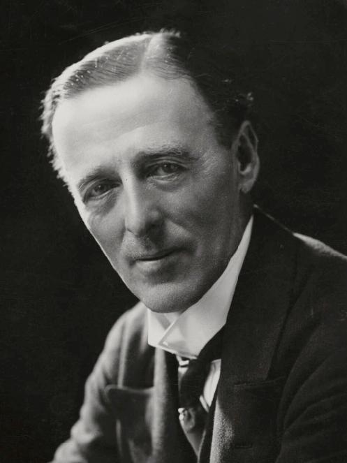 J. E. B. Seely, 1st Baron Mottistone