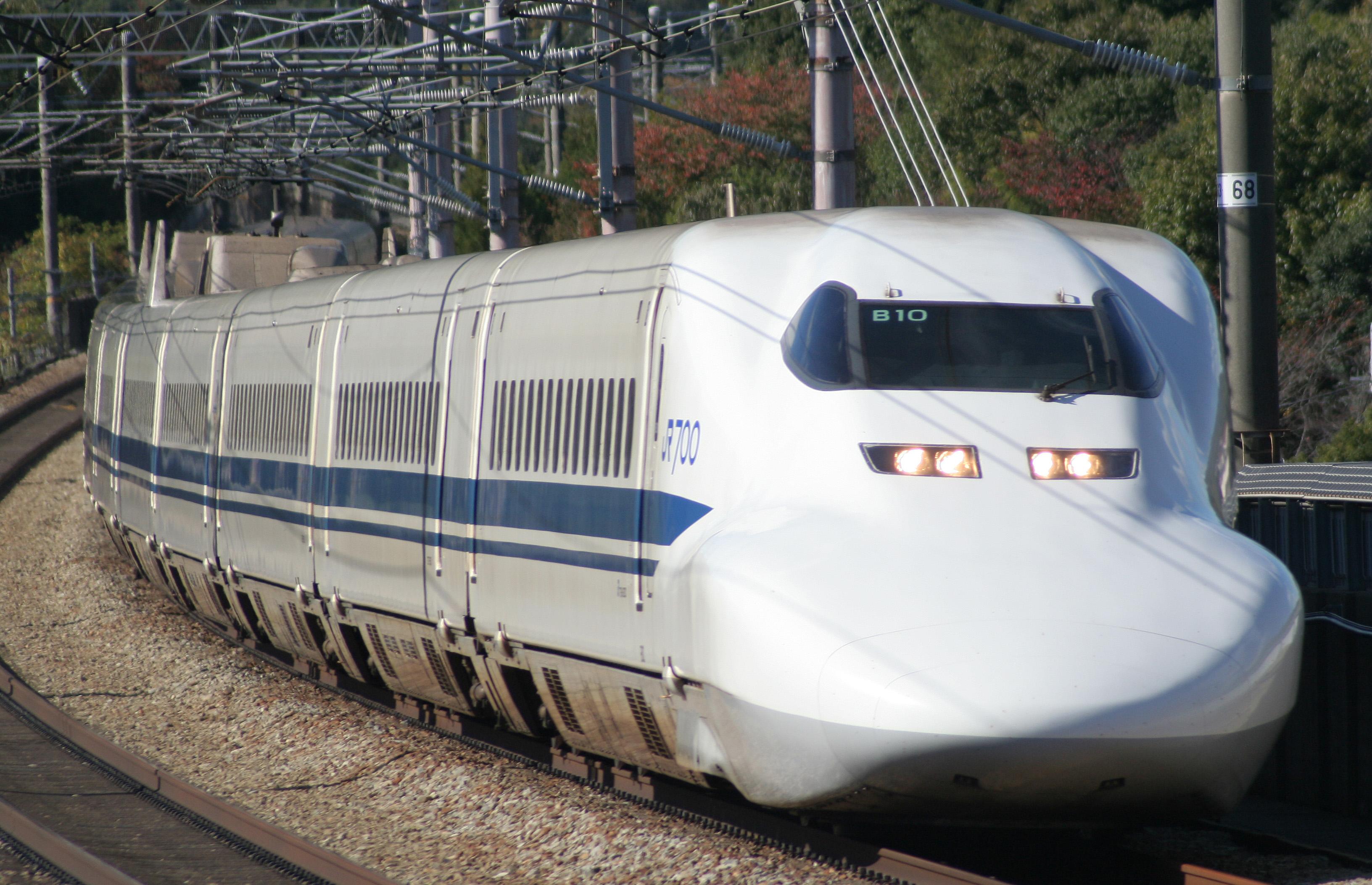 case study shinkansen The impact of high speed rail on tourism development: a case study speed rail on tourism development: a by utilizing shinkansen through a case study of.