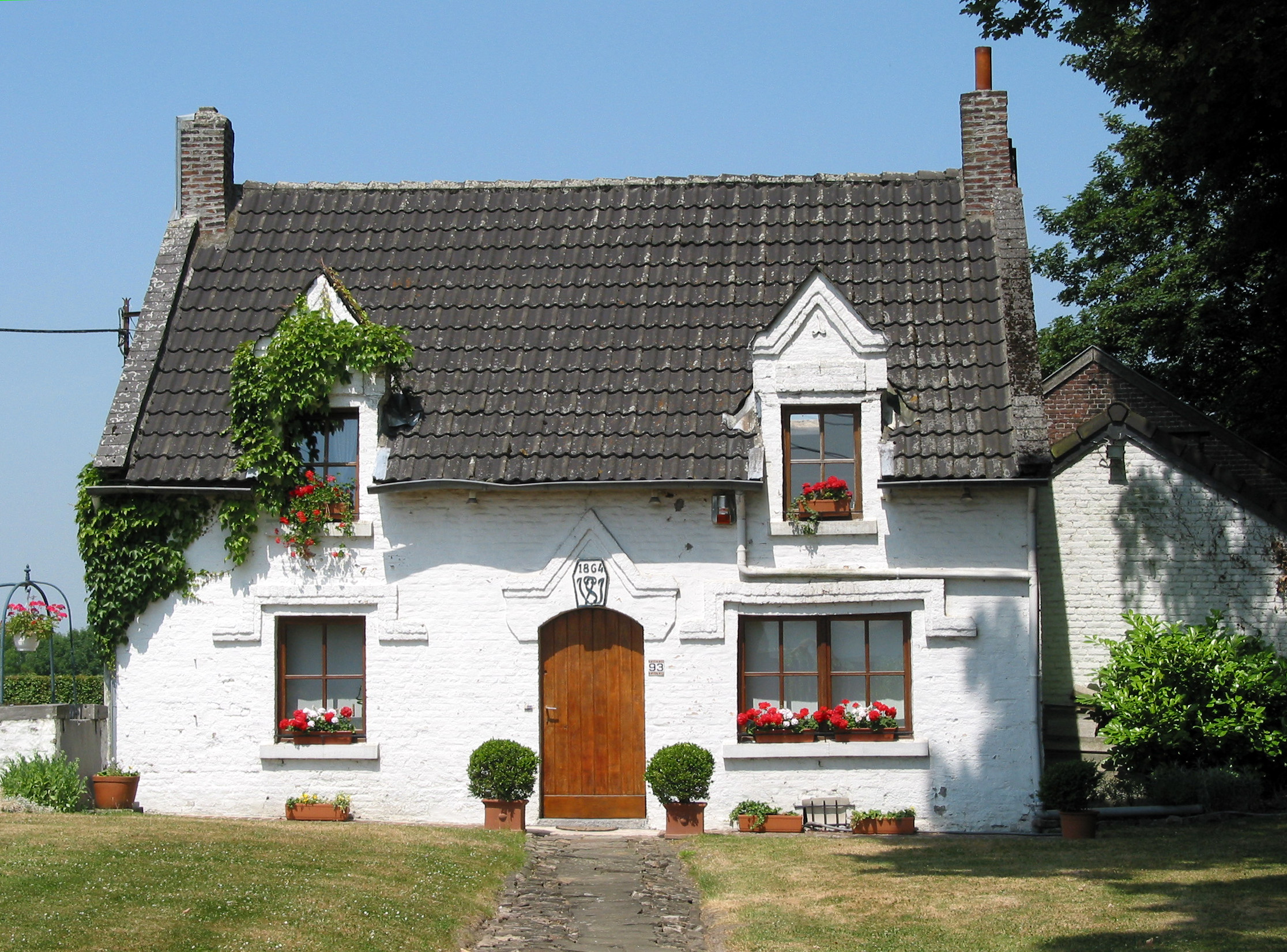 File:Jehay - Ancienne maison.JPG - Wikimedia Commons