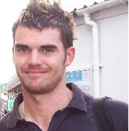Alastair Cook en 2005