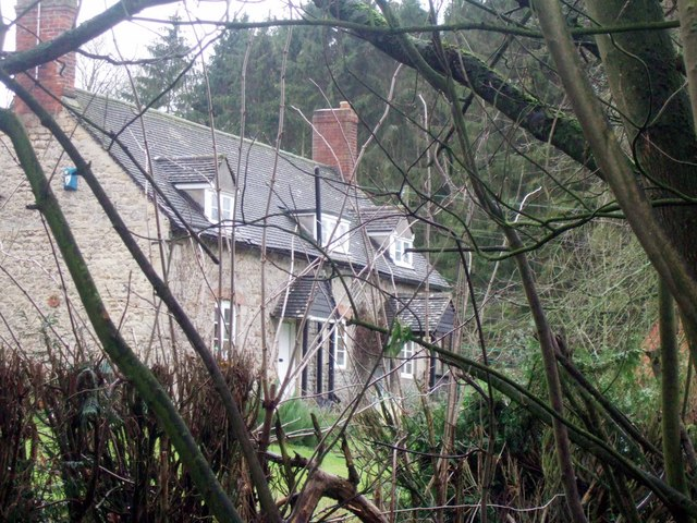 Keepers Cottage, Wytham Woods - geograph.org.uk - 307425