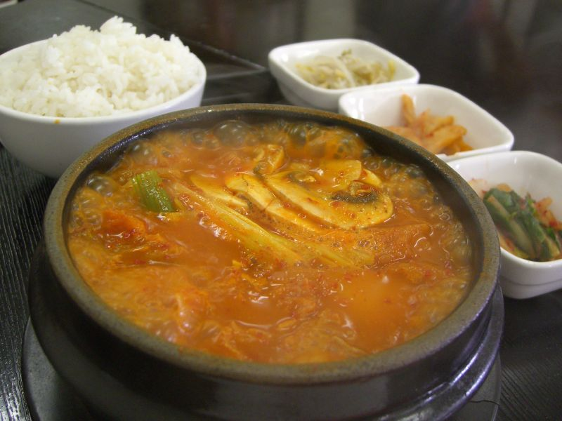Treasure Island Korean Restaurant