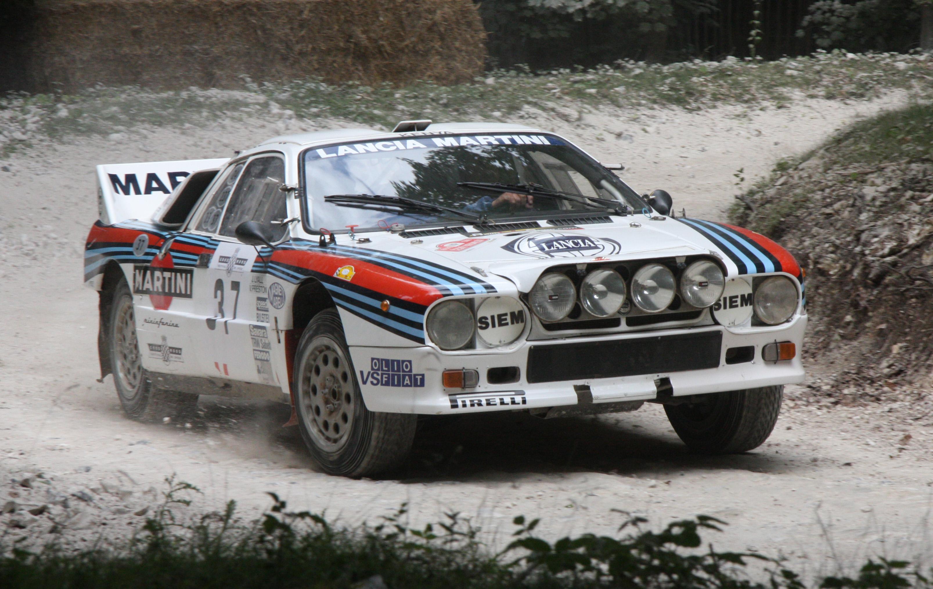 Lancia Rally 037 Wikipedia