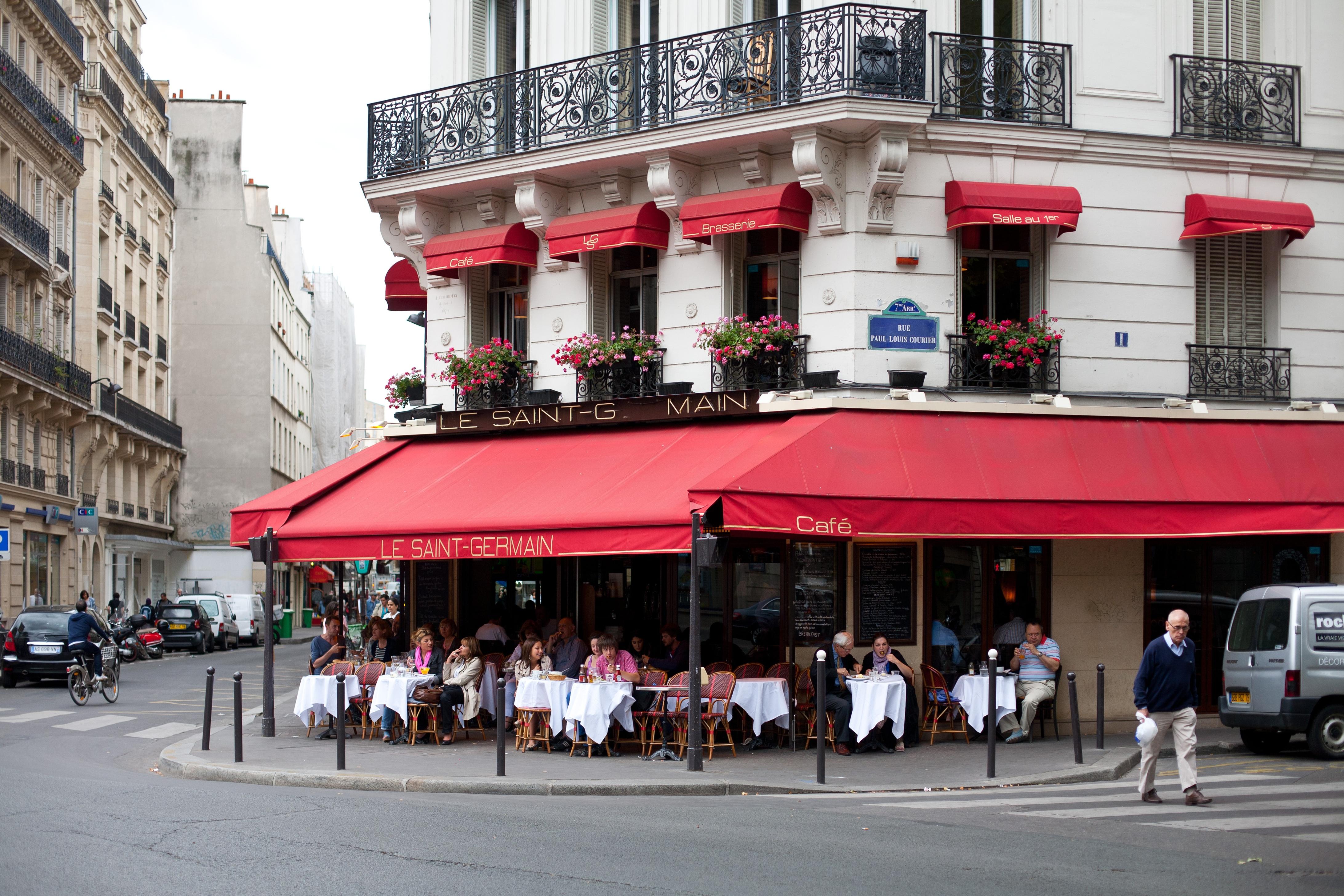 Restaurant Le Saint Laurent St Laurent De Miure