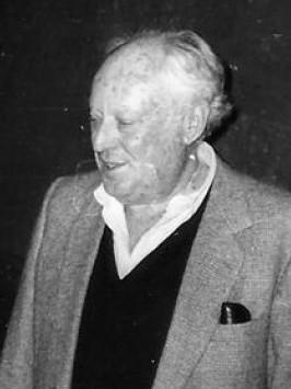 Leon Uris in 1989