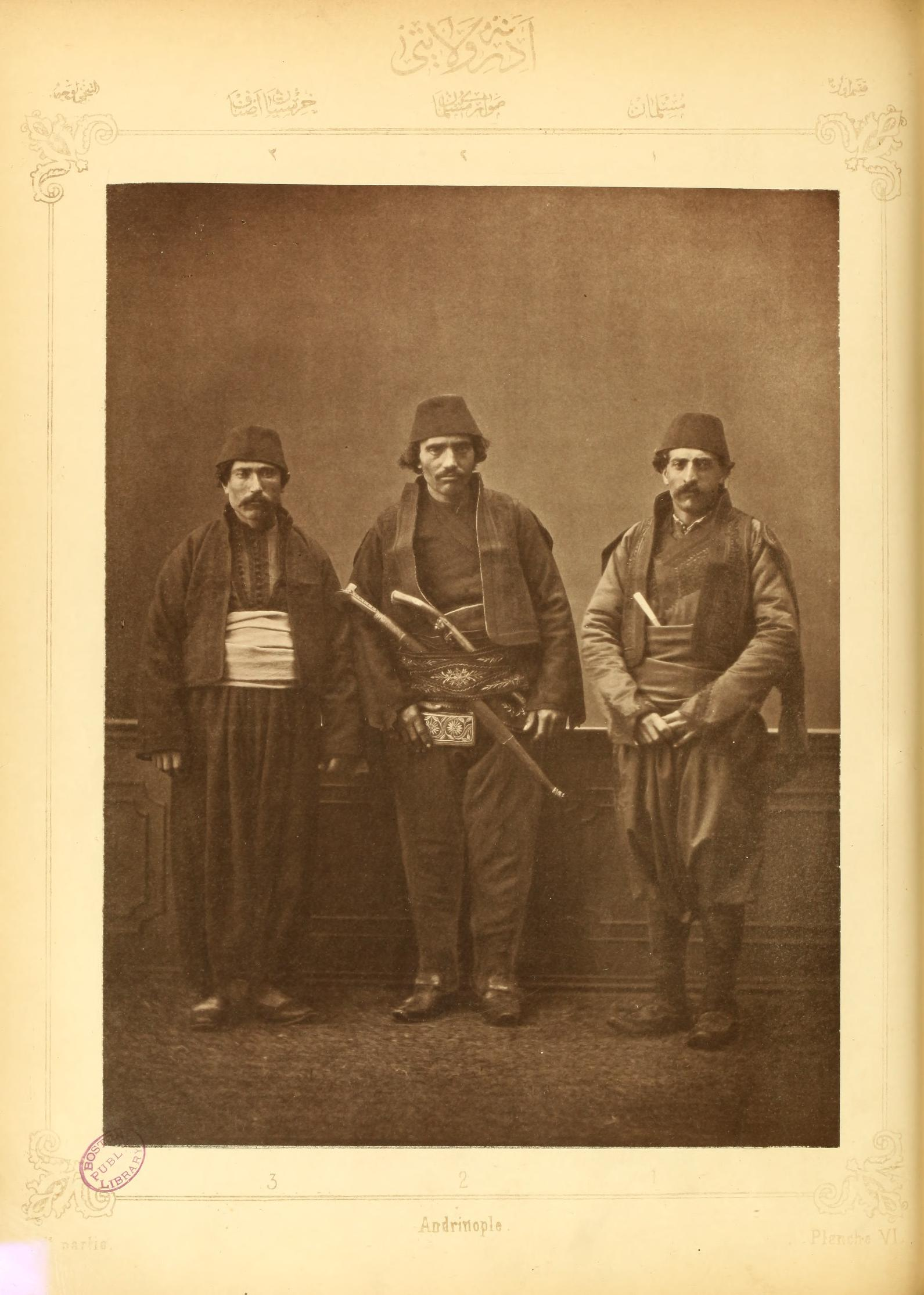 File Les Costumes Populaires De La Turquie En 1873 Partie 1 Planche 006 Jpg Wikipedia