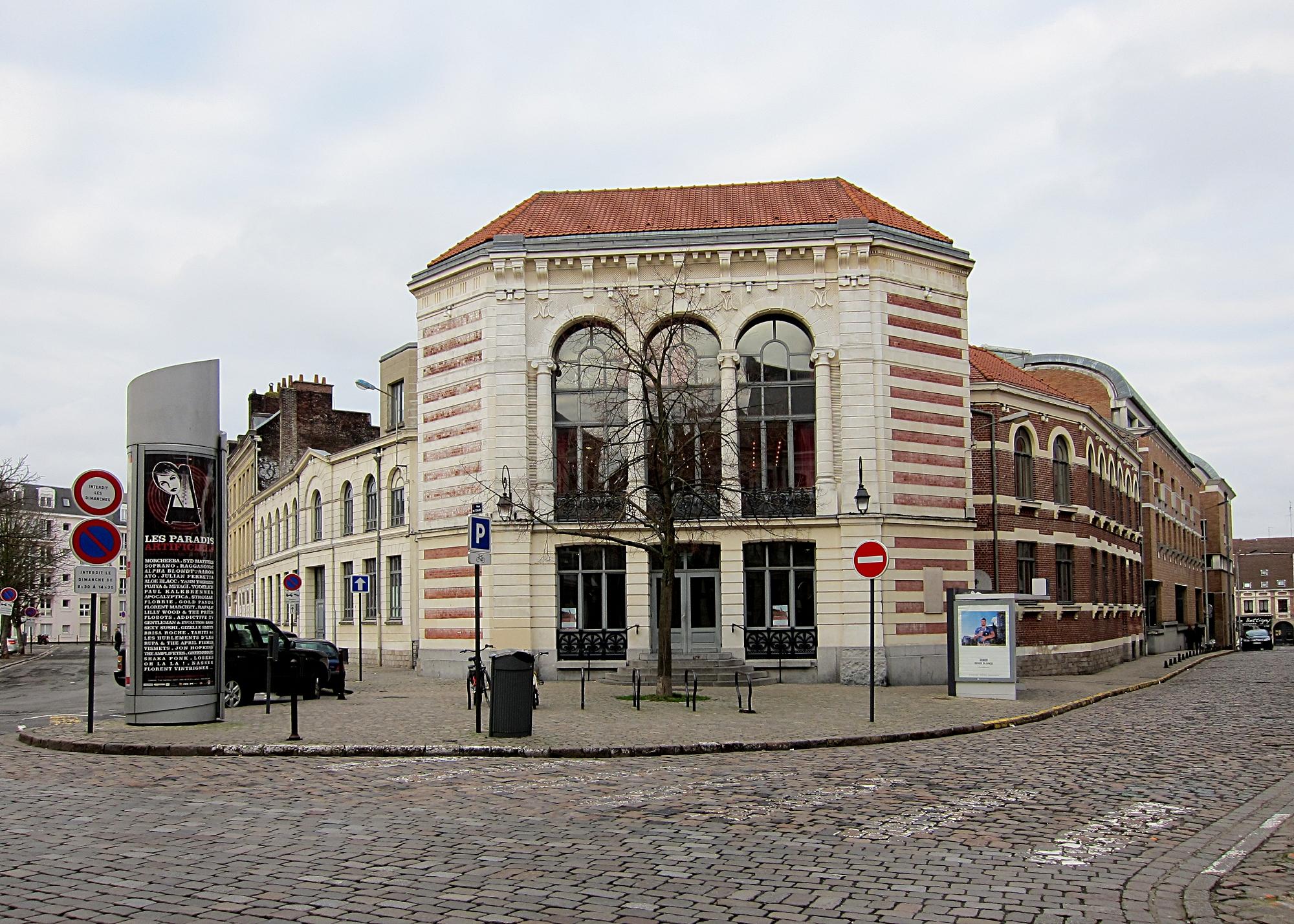 Conservatoire à rayonnement régional de Lille — Wikipédia
