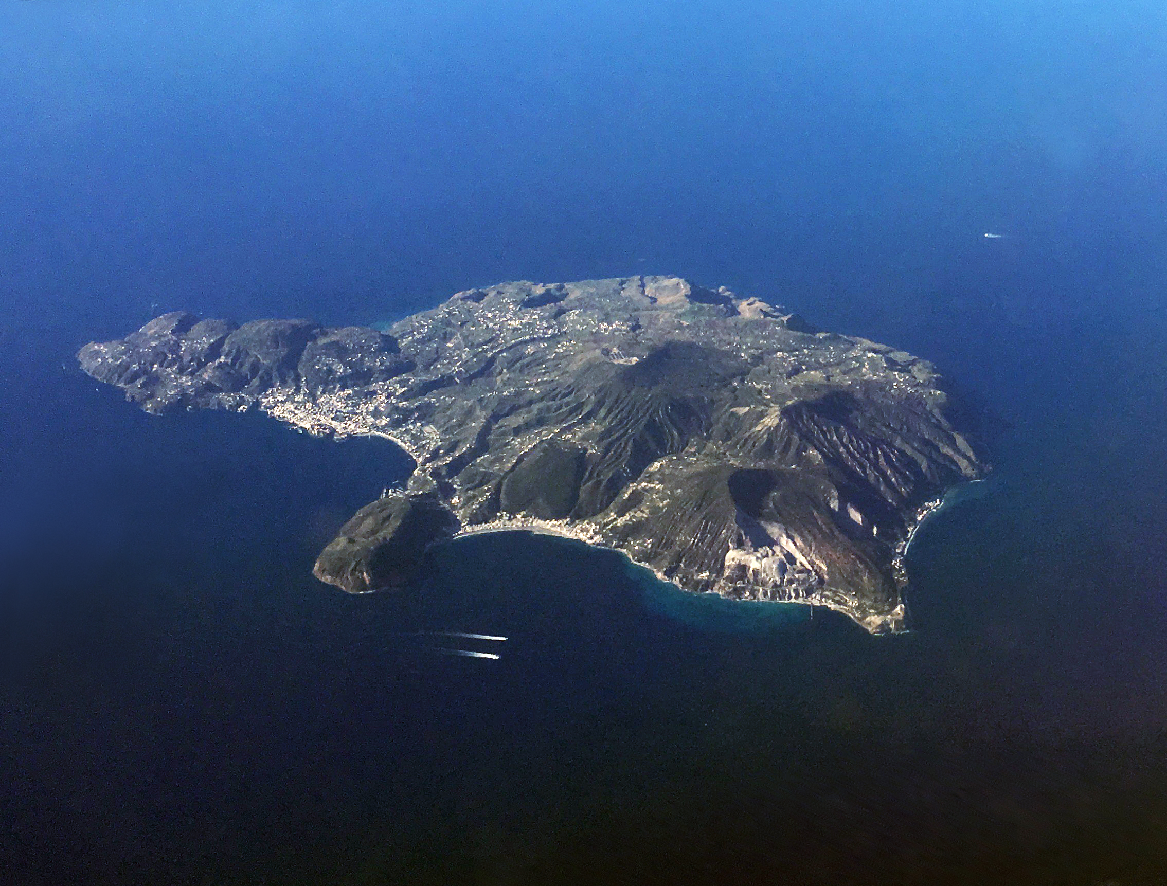 Lampedusa Cartina Dettagliata.Isola Di Lipari Wikipedia