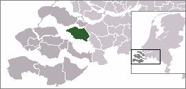 Het eiland Tholen