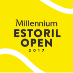 "Logo des Turniers ""Millennium Estoril Open 2017"""