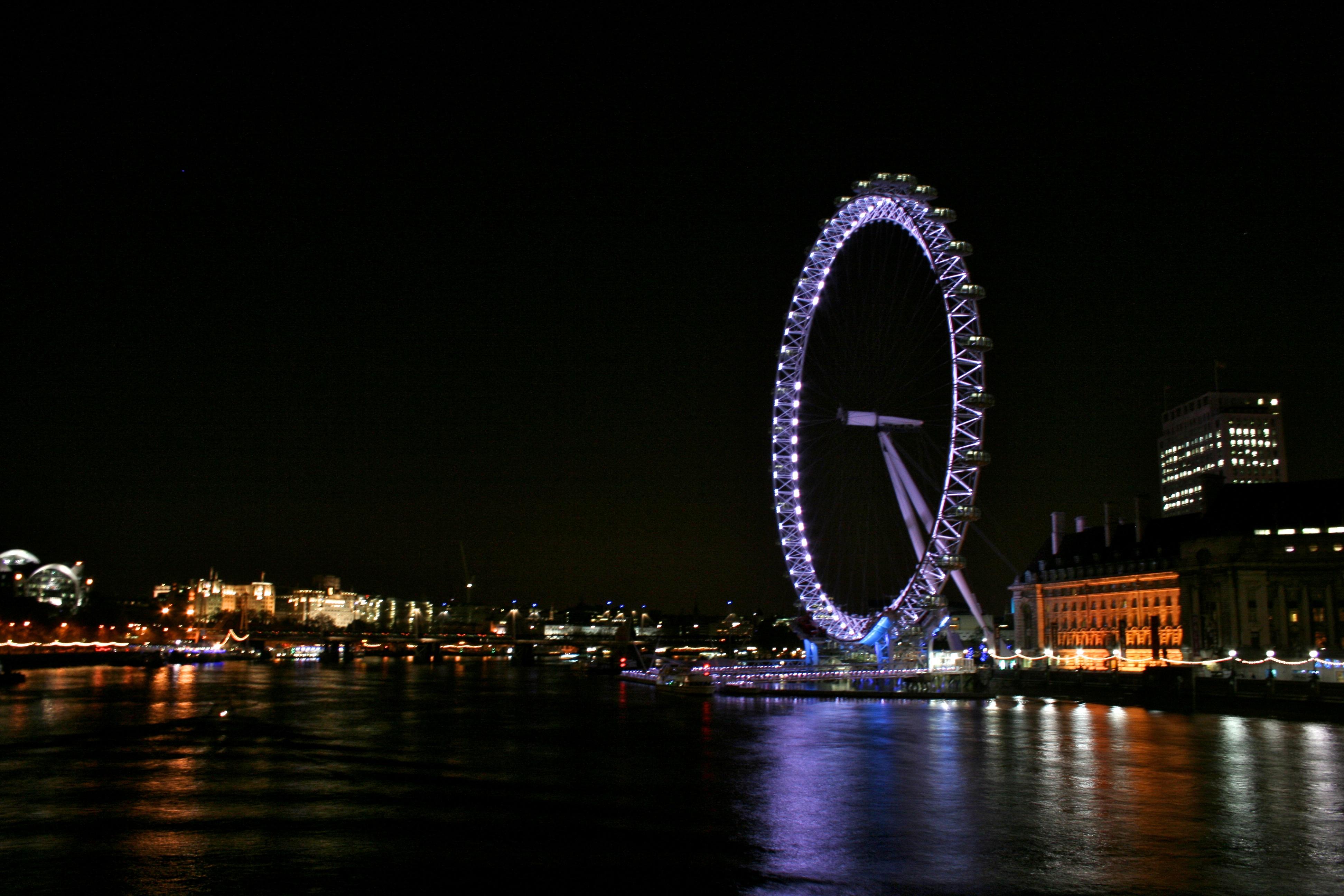 london eye by night - photo #20