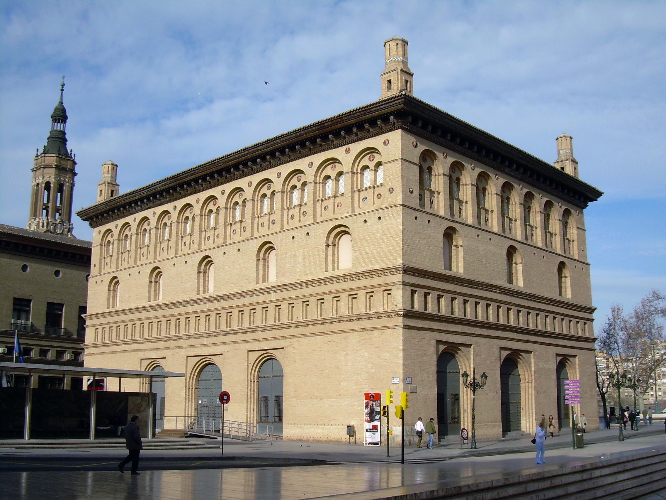 Lonja de Zaragoza - Wikiwand