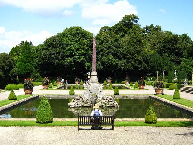 Blenheim Gardens in Minehead