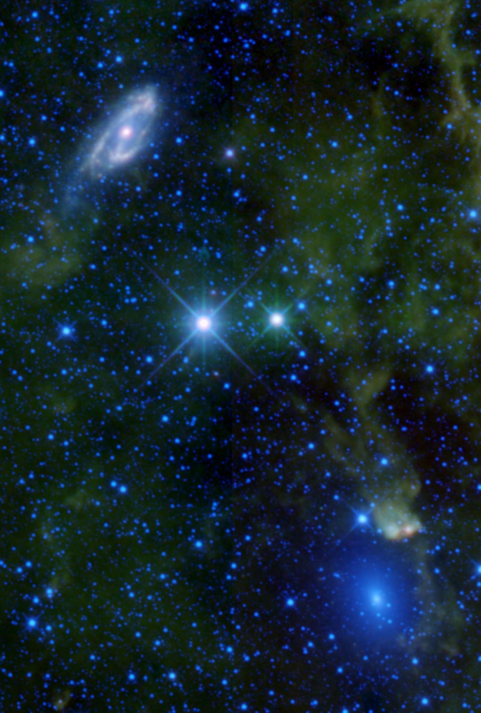 Maffei 1 Galaxy File Maffei 1 And 2 Cropped