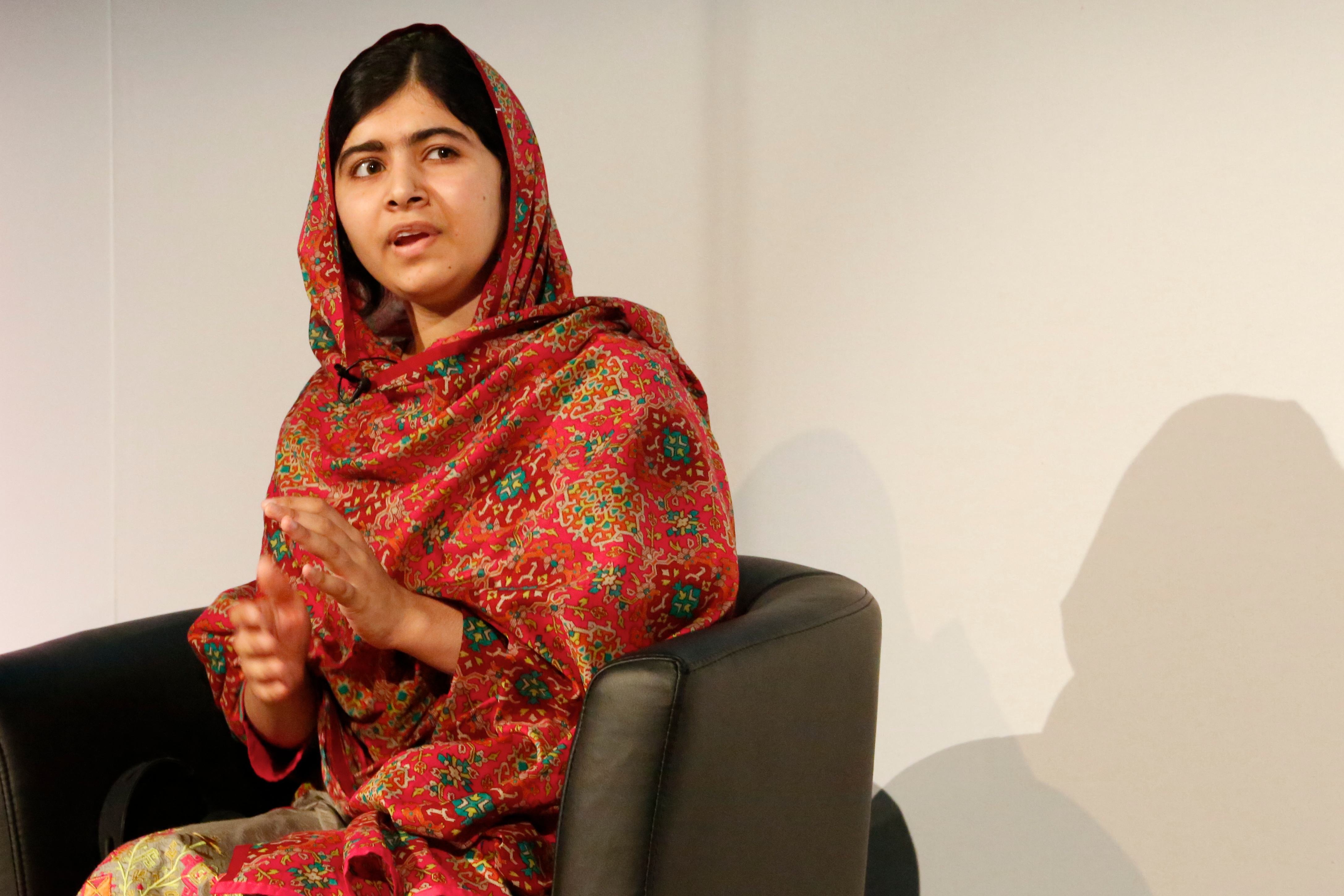 The 2014 Nobel Peace Prize recipient has written a New York Times best-selling memoir and continues her fight for girls' education. PHOTO VIA WIKIMEDIA COMMONS.