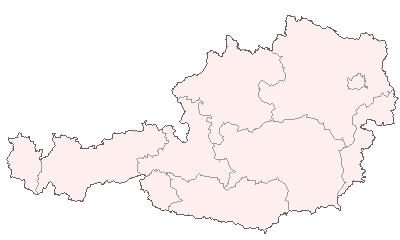 Ragiv:Map of Austria at city location empty.png