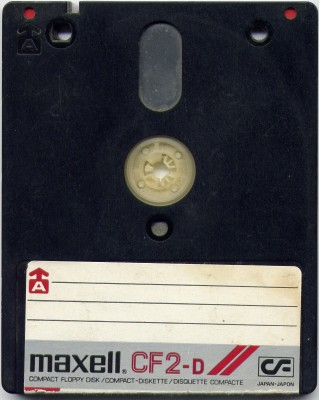 Maxell Compact Floppy Disk CF2-D 20050125.jpg