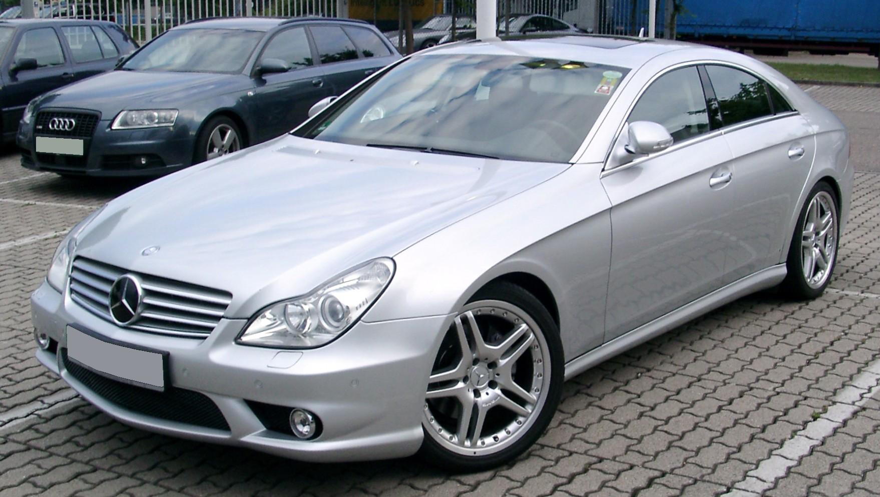 Mercedes-Benz_C219_front_20080620