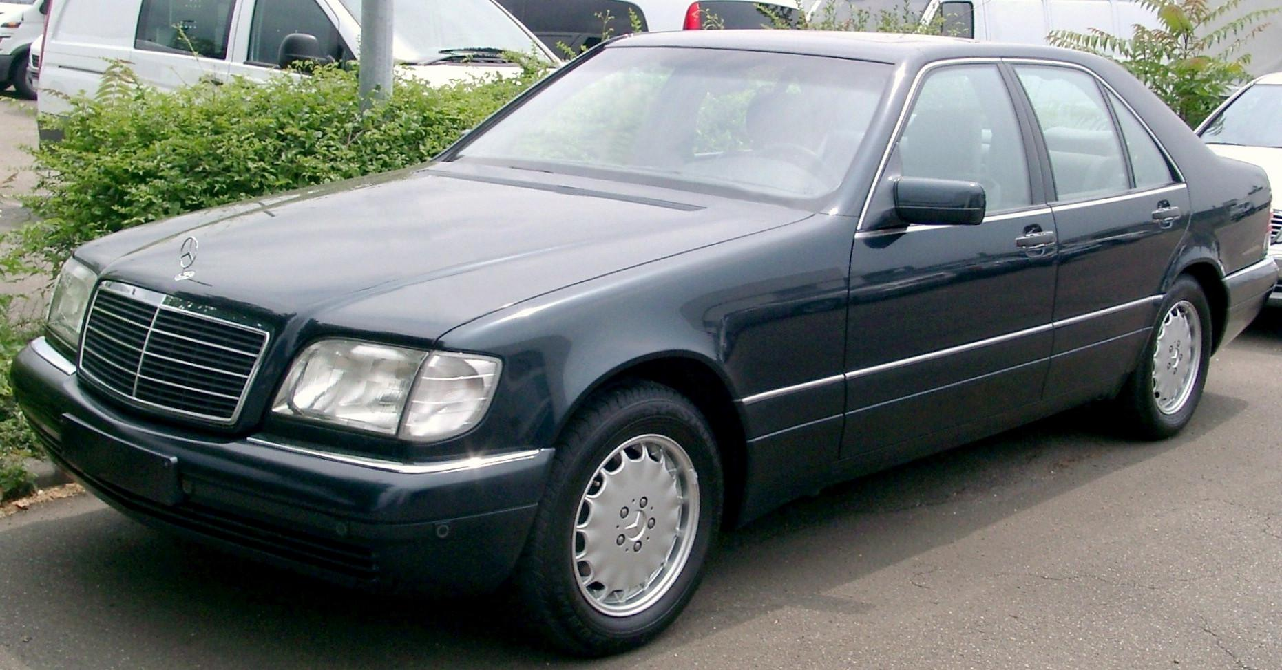 IMCDb.org: 1997 Mercedes-Benz S 300 Turbodiesel [W140] in ...