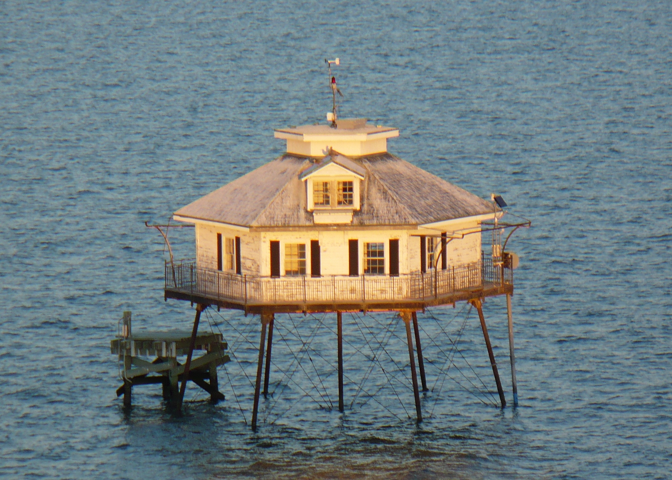 Alabama Middle Bay Lighthouse