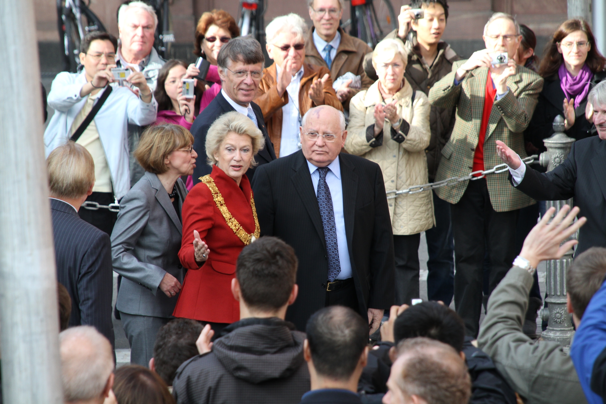 Image Result For Gorbachev Build That